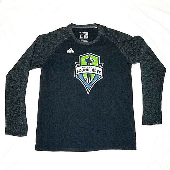 adidas Other - Seattle Sounders FC Adidas Ultimate Tee